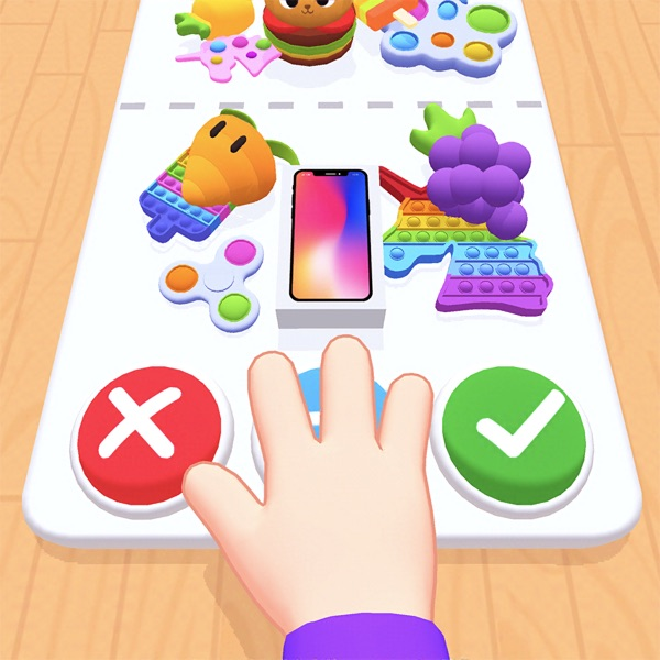Fidget Toys Trading 3D